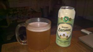 Oman lempioluen sanominen on tosi vaikeaa, koska on niin paljon hyviä erilaisia oluita. Tämä ainakin on yksi todella hyvä olut.