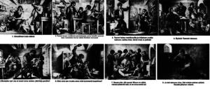 Turmiolan Tommi on 1858 tehty sarjakuva, jolla valistettiin aikoinaan nuoria alkoholin vaaroista. Alkoholi on vieläkin merkittävä tekijä väkivaltarikollisuudessa, usein saa lukea alkoholilla olleen osuutta perhesurmaan uutisista.