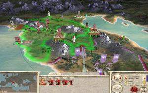 Rome Total War on fantastinen peli, jossa yhdistyvät sekä vuoropohjainen stategia sekä reaaliaikataistelu.
