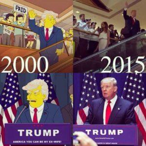 Kuva 1. Simpsonin vitsi tulee todeksi.