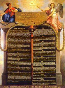 1700-luvulla tapahtui radikaali muutos yhteiskunnassa; jokainen mies oli tapa-arvoinen lain mukaan.